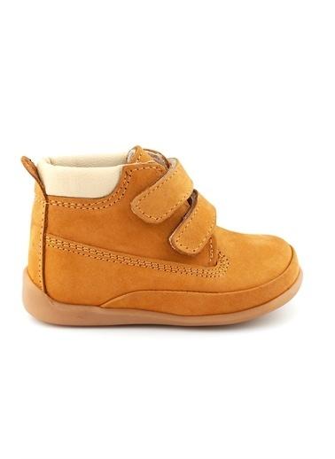 Cici Bebe Ayakkabı Nubuk Erkek Çocuk Bot Renkli